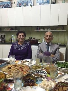 Abdullah and Nuha